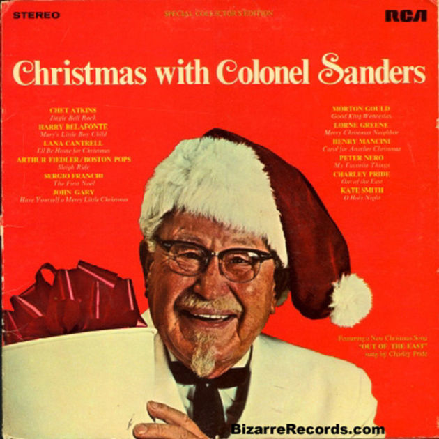 Worst Christmas LP covers of all time? | Rhino Booksellers